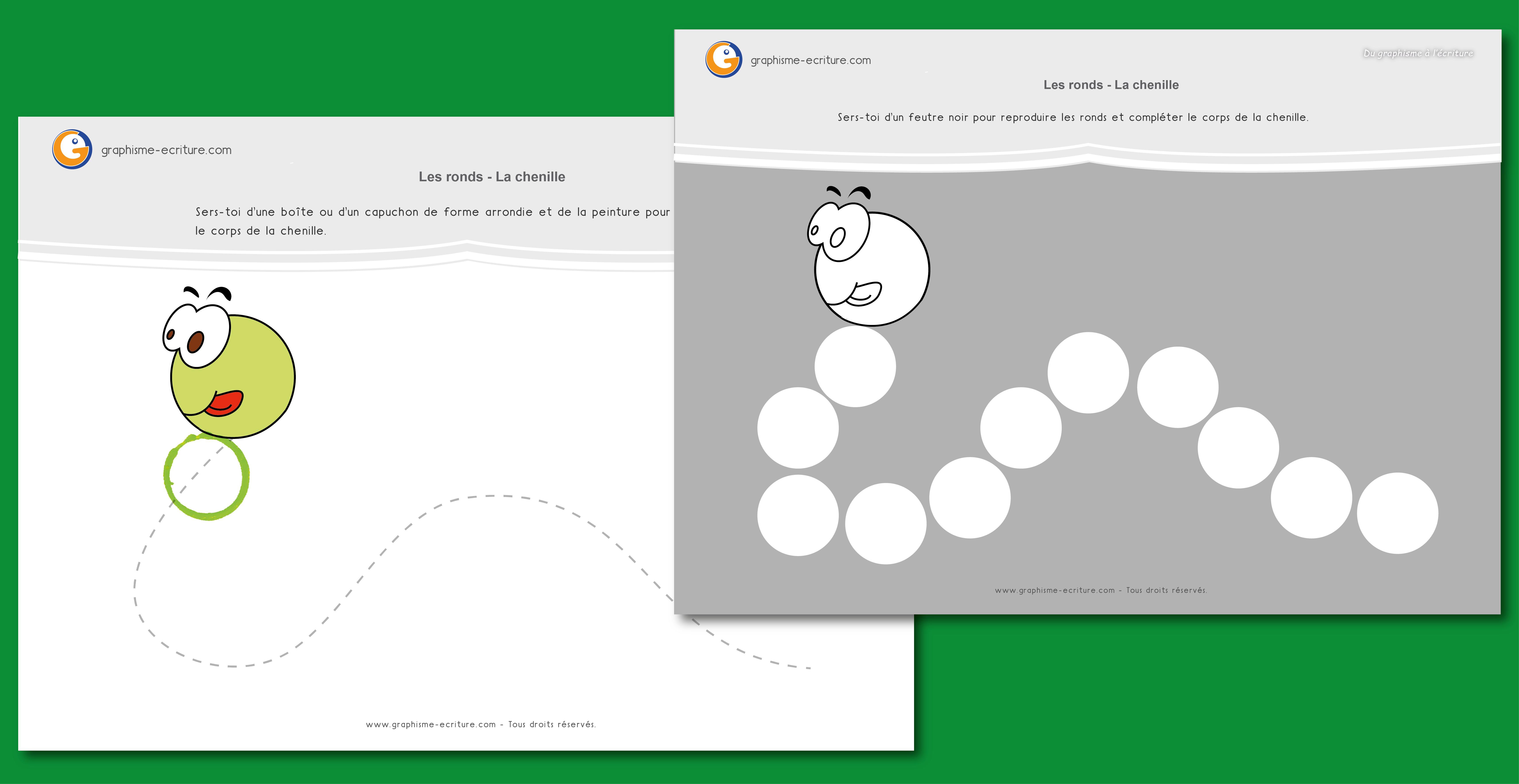 graphisme-maternelle-petite-section-les-ronds-parties-de-la-chenille