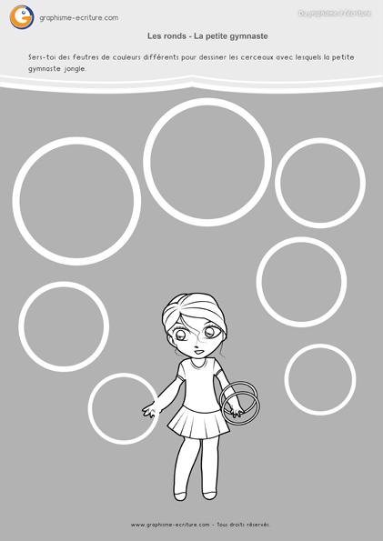 activité-graphisme-maternelle-petite-section-les-ronds-gymnaste-et-cerceaux