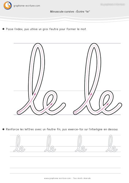écriture-maternelle-ms-moyenne-section-le-mot-le
