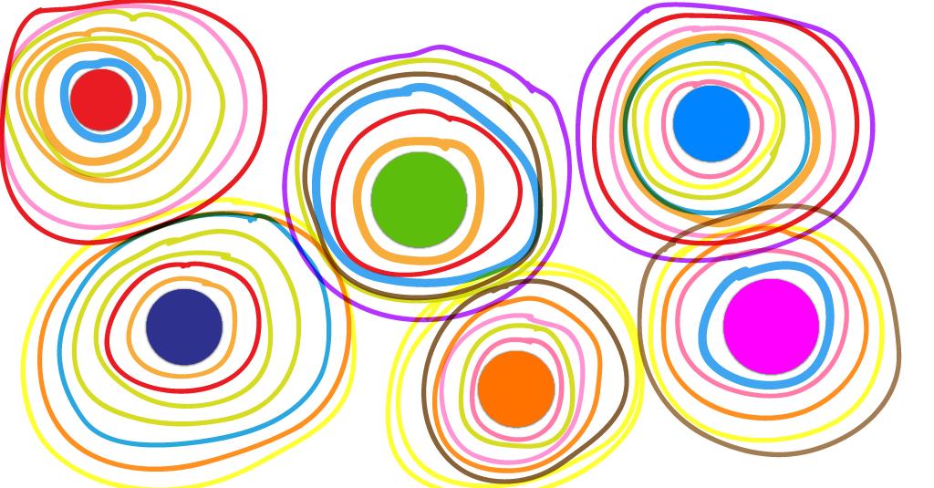 exercice-fiche- graphisme-écriture-moyenne-section-ms-les-ronds-points-de-lumière