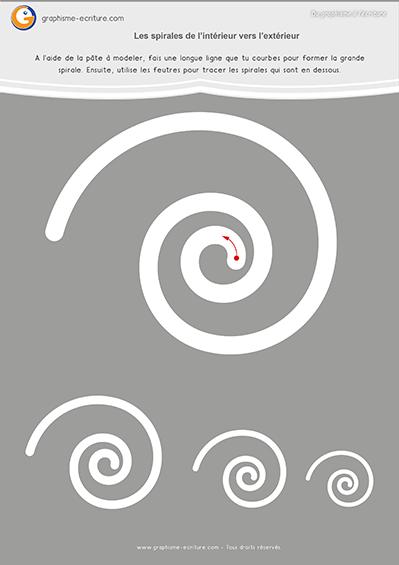 exercice-fiche- graphisme-écriture-moyenne-section-ms-les-spirales-intérieur-extérieur-fiches-a-plastifier