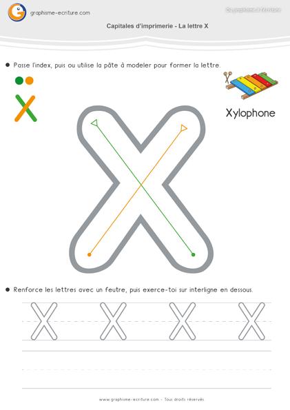 maternelle-ecriture-moyenne-section-ms-apprendre-à-écrire-capitales-imprimerie-lettre-x