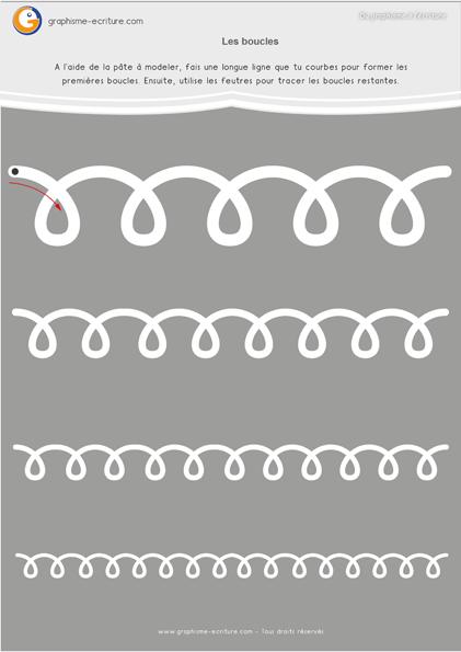 exercice-fiche-graphisme-écriture-moyenne-section-ms-les-boucles-a-l-envers-fiche-a-plastifier